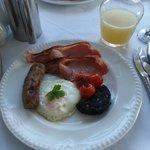 full cumbrian breakfast