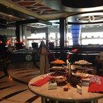 Bar in the Foyer