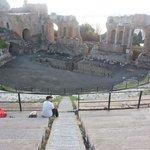 Teatro Greco de Taormina