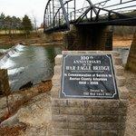 War Eagle River HIstoric Landing