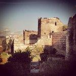 Немного скалолазания по стенам Константинополя