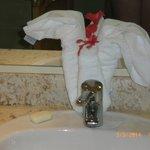 Présentation des serviettes