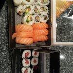 Des sushis qui n'en ont que le nom...
