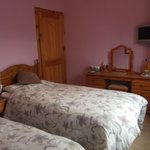East Muntloch Croft B & B Twin/Double Ensuite Bedroom