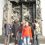 Como Rodin via a morte