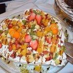 The dessert - February 2014 @ aquamere hotel