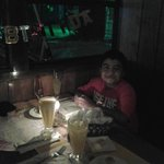 Austin's B'Day @ Elvi Kitchen