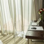 Writing Desk in each suite