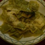 Spinach Ravioli with Sage Butter