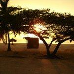 Pôr do Sol em Eagle Beach