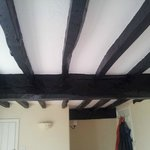 Got to love these beams!