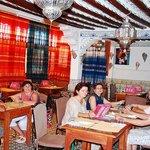 premier terrasse ou bien restaurant maroccain