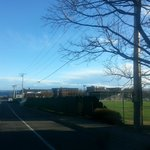 A gorgeous sky in Port Townsend.
