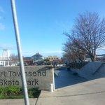Our skate park.