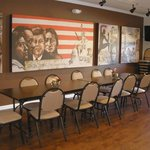 Malachi Sanchez Meeting Room- occ. limited to 30