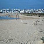 THE MEIA PRAIA BEACH