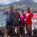 Thanks Danny and Captain Crabby for 4 excellent days of diving