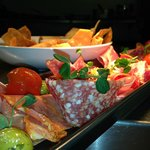 charcuterie, one of our sharing platters