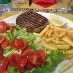 Picchio Rosso, ottimo hamburger