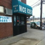 Side of Prima Pizza & Nice Ices