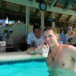 swimup bar