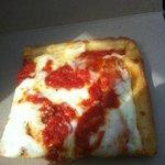 Behold the splendor of pizza!