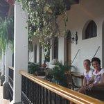 Le balcon parfait pour la détente