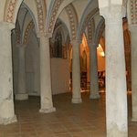 Acqui Terme (AL), la cripta del duomo sotto l'altare maggiore