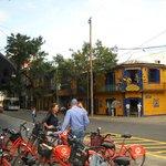"""Bike-tour with """"bicicleta naranja"""""""