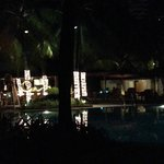 EDSA SHANGRI-LA  NIGHT POOL