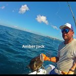 Amber Jack of the Day