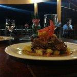 Lamb shank dinner! Fabolous!