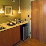 Suite Entryway w/ Coffee