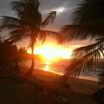 ECLPISE SUN SET