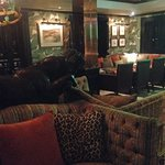 Leopard Lounge seating