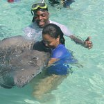Kissing the Stingray