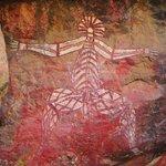 rock art Nabulwinjbulwinj
