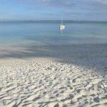 'C'est Ici' beach résidence in Mauritius.