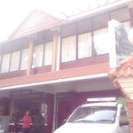 front view hotel