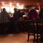Evergreen Restaurant Bar Area