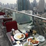 32th floor L'APPART morning buffet