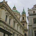 Собор Святого Николая в Малой Стране