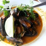 "Mussels ""Acapulqueño"""