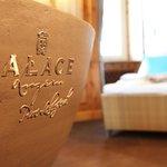 Riesen-Klangschale im PALACE Hotel Luzern