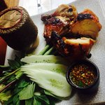 Gai yang (grilled Chicken)