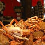 Venezia, il mercato di Ri' Alto - granceole