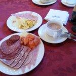 Breakfast @ Smyrlabjörg