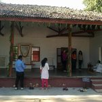 Gandhiji's House at Sabarmati Ashram, Ahmedabad