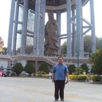 Biggest Statue of Kuan Yin in Southeast Asia