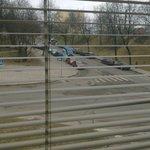 Вид из окна на втором этаже